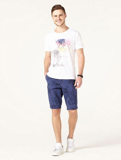 Camiseta Coqueiros Branco