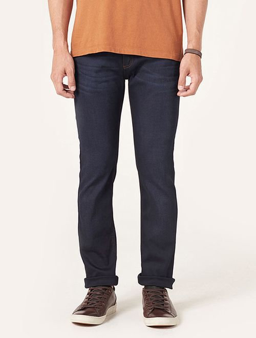 Calça Jeans Blue Dark Viscose Azul