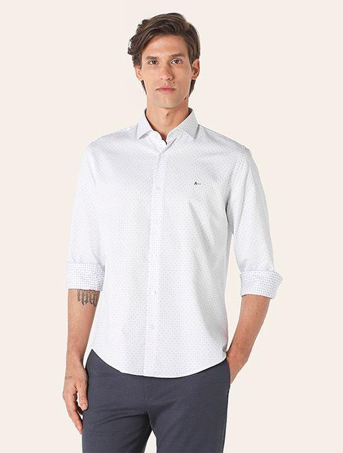 Camisa Menswear Pontos Maquineta