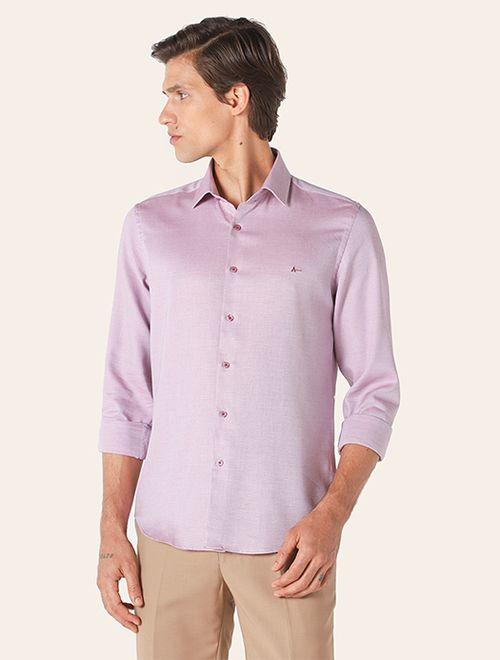 Camisa Social Super Slim Colarinho Trento