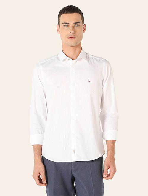 Camisa Night Sslim Maquineta (Mo) Branco