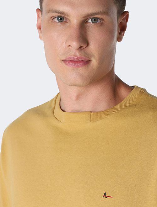 Camiseta New Fit Gola Diferenciada