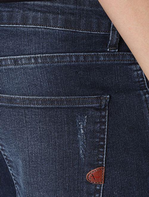 Bermuda Jeans Stone Detroyed