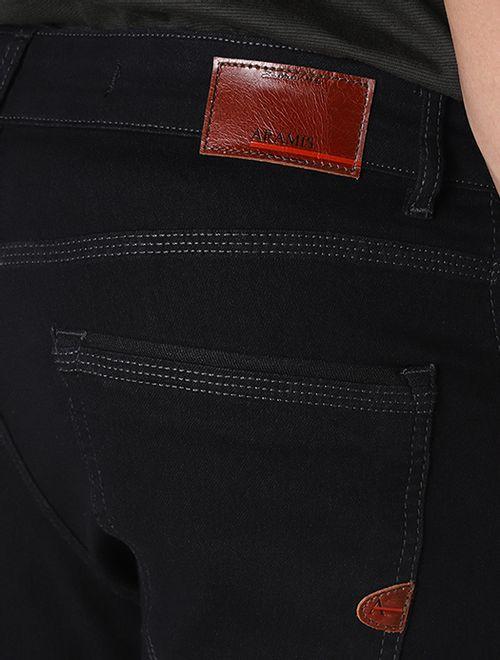 Calça Jeans Barcelona Total Black Preto