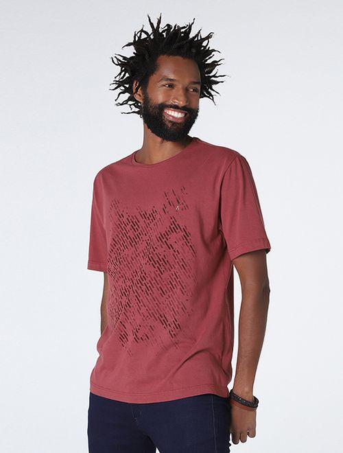 Camiseta Traços Pixel