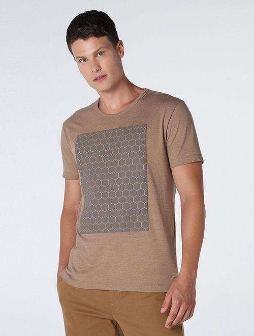 Camiseta  Colmeia Relevo