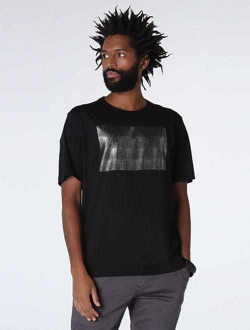 Camiseta New Fit Tech Night Preto