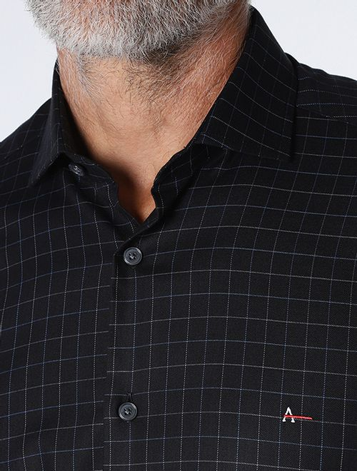 Camisa Xadrez Bicolor