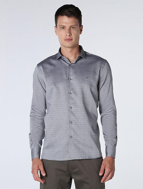 Camisa Maquinetada Quadriculada
