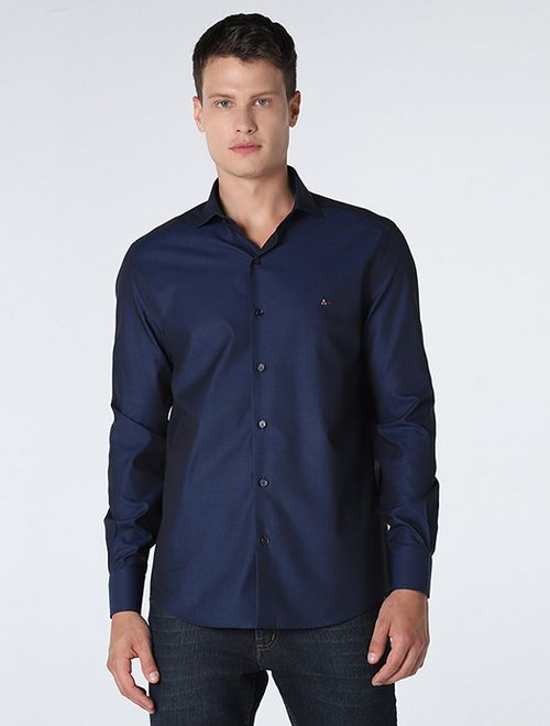 Camisa Liquid Repeller Marinho