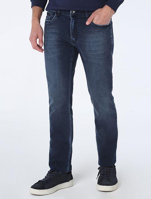 Calça Jeans Londres Blue Black Azul