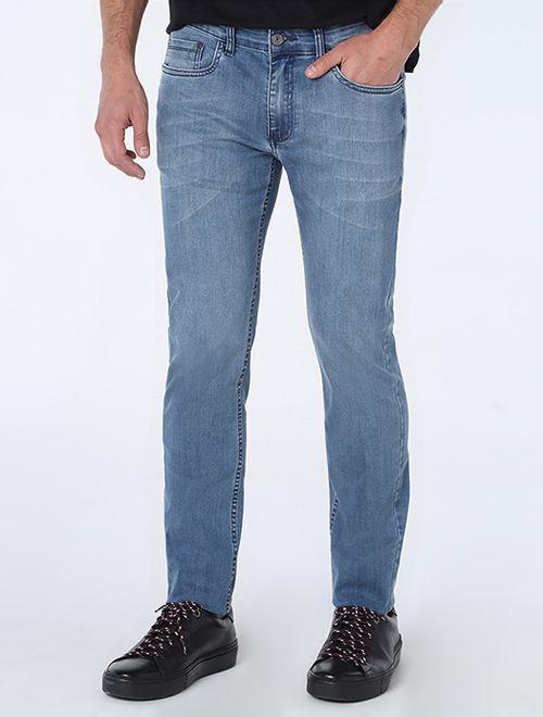 Calça Jeans Milao Hiper Stone Azul