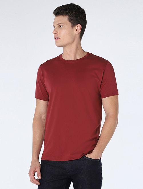 Camiseta Algodao Pima Sem Bordado