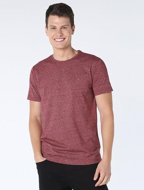 Camiseta Basica Texturizada