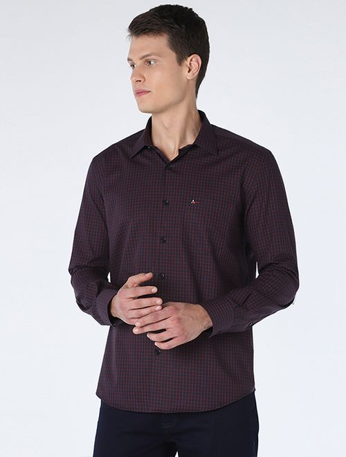 Camisa Menswear Xadrez