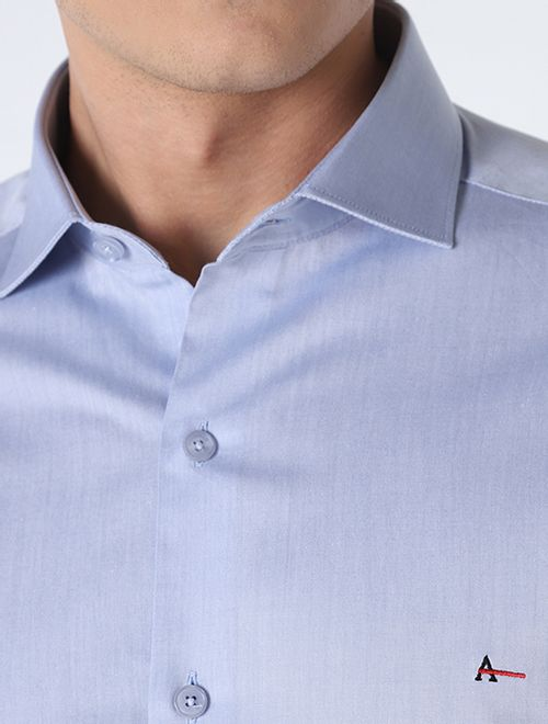 Camisa Liquid Repeller Azul Claro