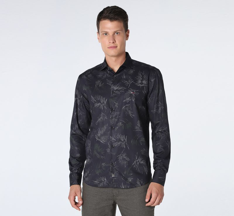 ML160595_007_6-105-DESK-CAMISA-NIGHT-SLIM-FOLHA-FALHADA-PRETO