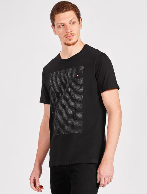Camiseta Fotografia Preto