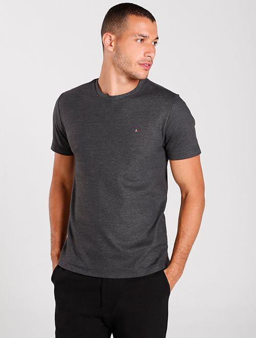 Camiseta Mc Comfort Wear (Pa) Grafite Mescla