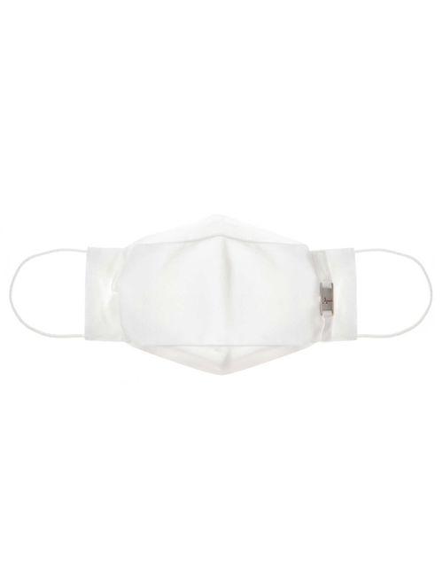 Mascara Antiviral Com Placa Night Branco