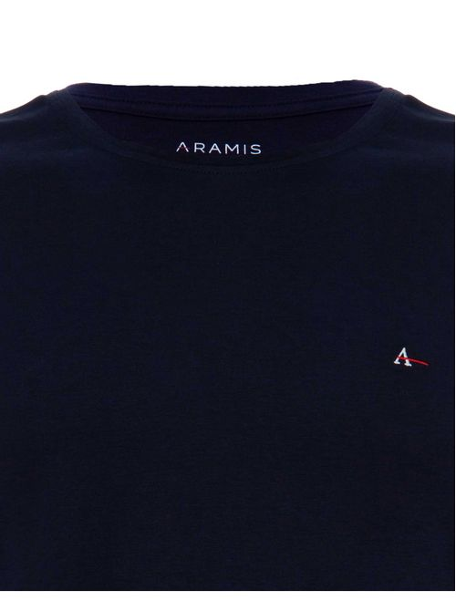 Camiseta Manga Curta Supima Cotton Marinho