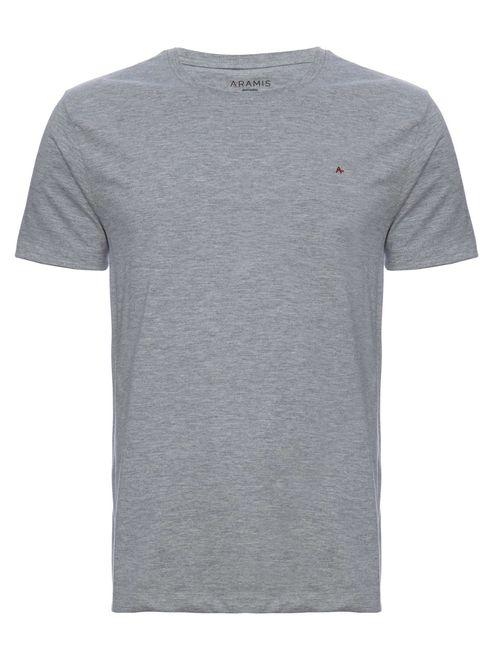 Camiseta Mc Antiviral (Pa) Cinza Mescla